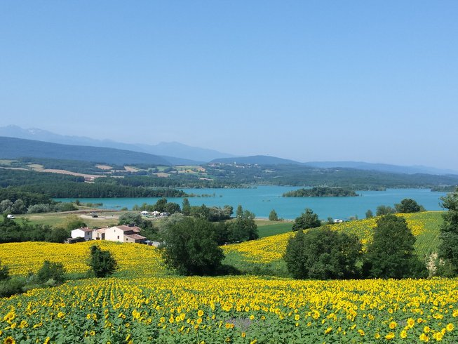 8 Days Nature and Family Yoga Retreat in France
