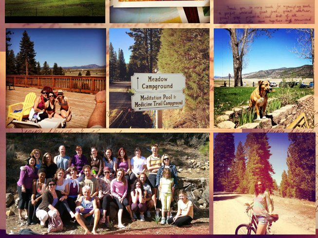 3 Days Hot Springs and Yoga Retreat in Sierraville