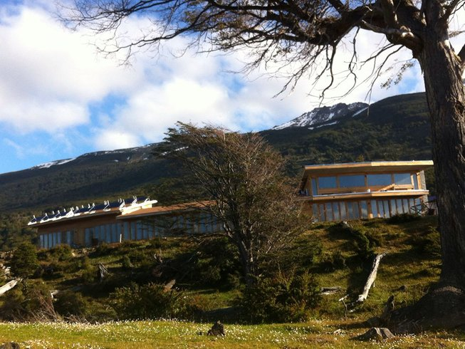 6 Days Navarino's Teeth Trekking and Yoga Retreat in Chile