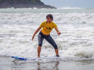 7 Days Beginners Surf Camp in Playa Venao, Los Santos, Panama