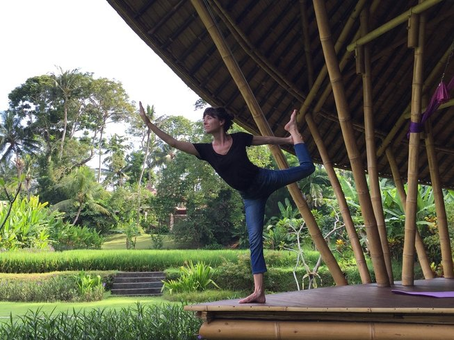 7 Days Eat, Pray, and Move Yoga Retreat in Bali, Indonesia