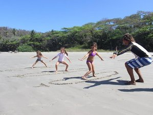 14 Days Yoga, Wushu, and Surf Camp in Costa Rica
