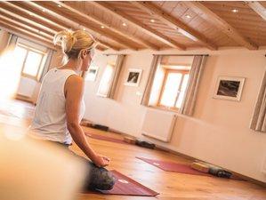 6 Tage Gesundheitsurlaub Basenfasten und Yoga im Wunderschönen Allgäu