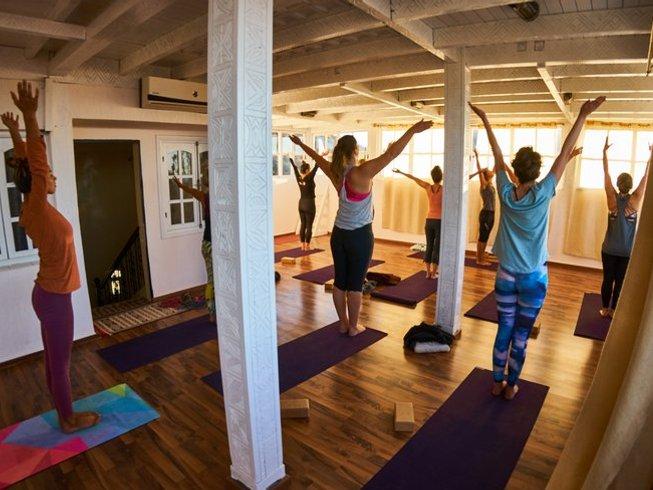 4 jours en stage de yoga et méditation à Souss-Massa-Draa, Maroc