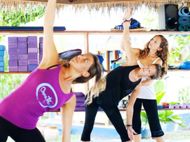 7 Days H20 True Nature Yoga and Meditation Retreat in Bali