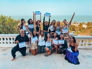 26 Day 200-Hour Hatha Vinyasa Yoga and Energy Teacher Training in Barranquilla, Atlantico