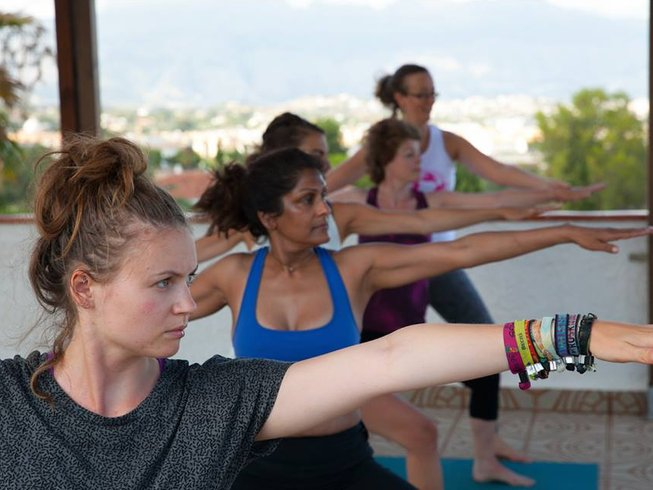 8 Days Detox, Weight Loss, and Yoga Retreat in Alicante, Spain