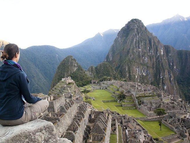 8 Days New Year Meditation and Yoga Retreat in Peru