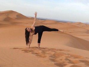 4 jours en retraite de yoga et méditation de Marrakech à Merzouga au Maroc