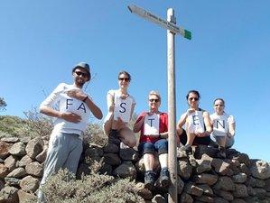 7 Tage Fasten-Wandern-Detox Retreat mit Yoga und Meerblick in einer Bio Finca auf Teneriffa