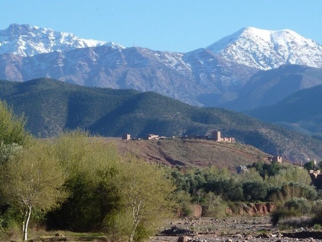6-Daagse Luxe Nieuwjaars Yoga Vakantie in Marokko