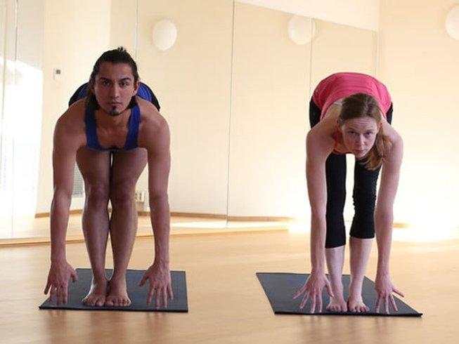 30 Tage Vinsaya Flow Intensive Hot Yoga Lehrer Ausbildung in Barcelona, Spanien