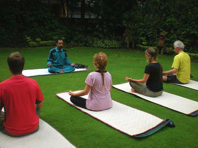 8 Days Kathmandu Meditation and Yoga Retreat