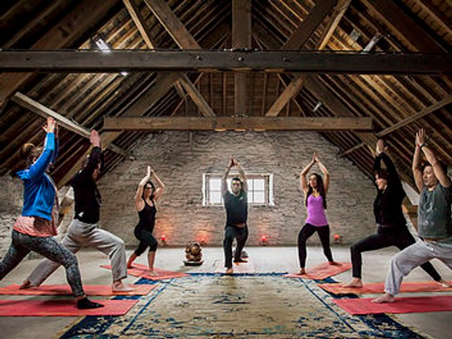 5 Days Weekend Yoga Retreat in Belgium