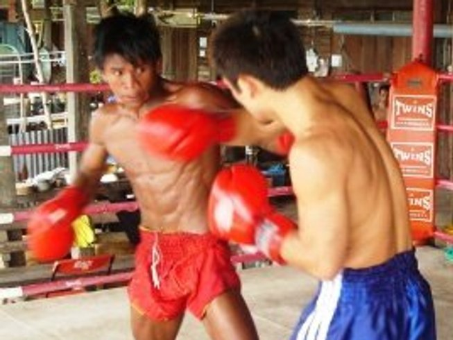 1 Month Intensive Muay Thai Training in Thailand