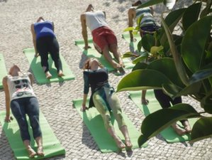 8 Days Rejuvenating Yoga Retreat in Portugal