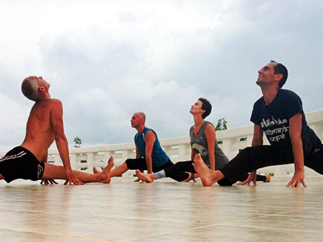 9 Days Relaxing Yoga Holiday in Sri Lanka