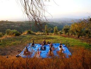 7 jours en stage de yoga, bien-être et écotourisme dans l'âme des lieux en Calabre, Italie