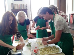 6 Day Traditional Cooking Vacation in Liguria, Province of Genoa