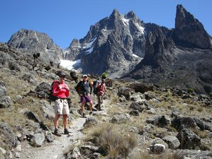 5 Days Kenya Safari and Trekking in Sirimon Route