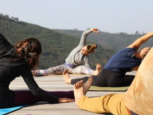 4 Day Weekend Off Grid Yoga Retreat in Oliveira do Hospital