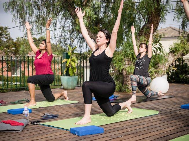 3 days spain yoga retreat wine and chocolate tasting for Yoga and wine retreat