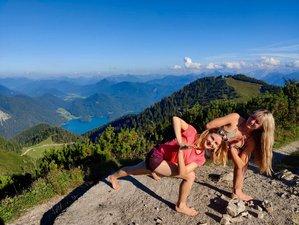 5 Tage Yoga, Vitalisierendes Soulfood und Wandern im Bayerischen Voralpenland