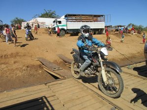 19 Days Guided Adventurous Motorcycle Tour in Madagascar