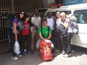 8 Days Maasai Mara, Lake Nakuru, Serengeti, and Ngorongoro Crater Safari in Kenya and Tanzania