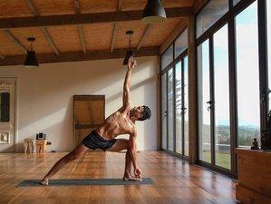 8 Day Yoga Retreat with Martina O'Donnell & Mikel Hengeveld in Cabeceiras de Basto, Braga