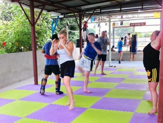 8 days of Muay Thai in Hua Hin, Changwat, Thailand