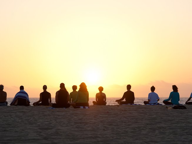 7 jours pour de Pilates et  yoga en Basse Californie du Sud, Mexique