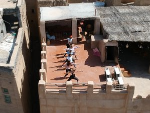 3 Days Weekend Hike and Stay in Traditional Mud Brick House next to Grand Canyon, Jabel Shams Oman