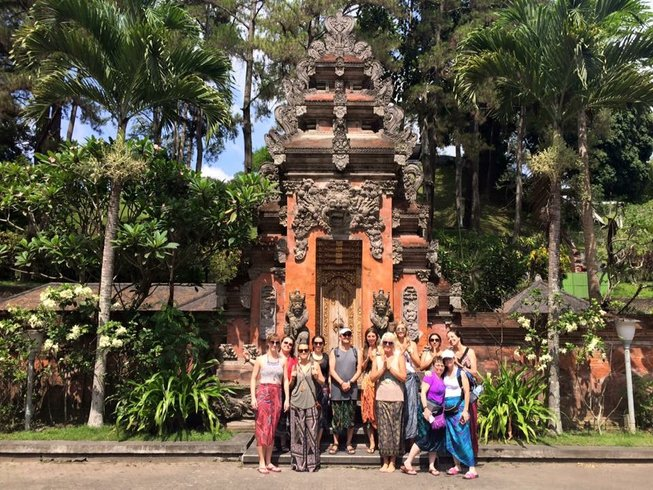 8 Days Lush Yoga Retreat in Bali