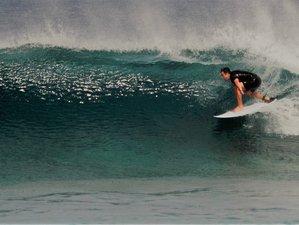 6 Tage Einzigartige Surf Kreuzfahrt für alle Level in Male