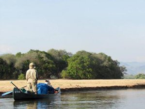 10 Days Classic Long Canoe Safari Zambezi River, Zimbabwe