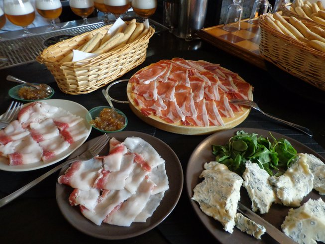 8 Days Wine, Craft Beer, and Culinary Holiday in Italy