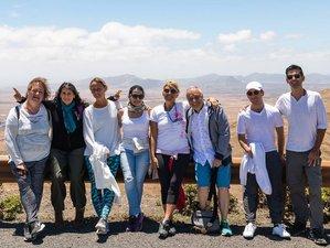 8 Day Stress Management and Yoga Retreat in La Oliva, Fuerteventura