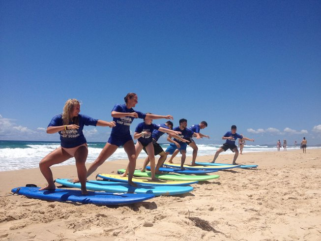 3 Days Teenagers Surf Camp Australia