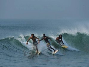 7 Day Back to Nature Surf Camp in Odisha