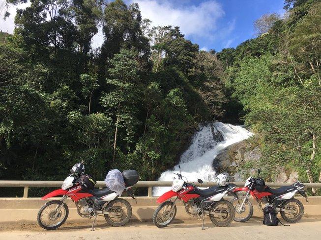 8 Days Guided Vietnam Motorbike Tour