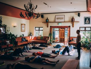 An Oasis of Inner Tranquillity: 2 Day Online Retreat with Yoga and Meditation
