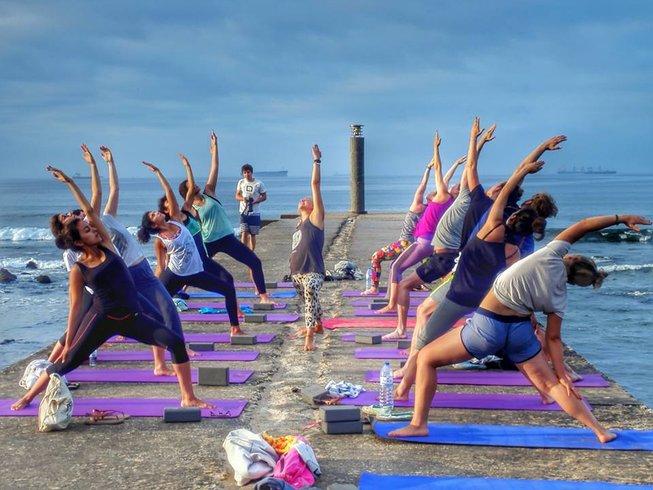 4-Daagse Relaxte Yoga, Meditatie & Massage Retraite in Cascais, Portugal