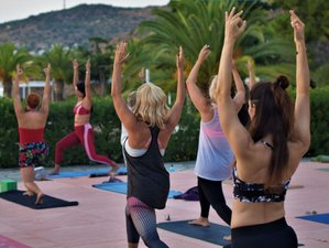 3 Day Relaxing and Rejuvenating Yoga Holiday in Aegina