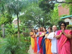 71 días profesorado de yoga de 500 horas en Rishikesh, India