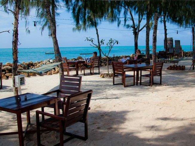 8 Tage Yoga Urlaub in Sansibar, Tansania