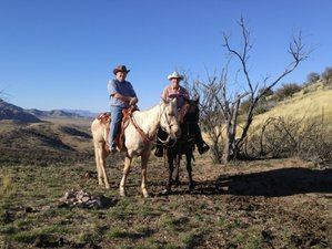 3 Day Weekend Ranch Vacation and Horseback Riding in Benson, Arizona