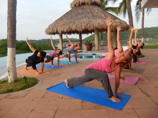 22 Days 200-Hour Yoga Teacher Training in Mexico