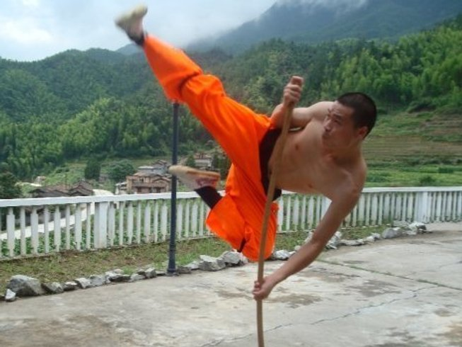 2 Months Basic Kung Fu Training in Yunnan, China