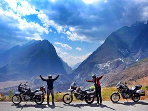 19 Days Cross-Country Motorcycle Tour in Thailand, Myanmar, Laos and Tibet (China)